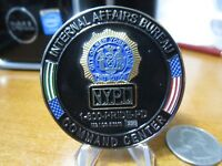 NYPD Internal Affairs Bureau Command Center Ser #220 Police Challenge Coin