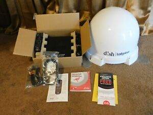 dish tailgater satellite antenna N RECEIVER