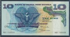 Papoea-Guinee Pick-Aantal: 7 ongecirculeerd 1985 10 Kina Vogels (8345838