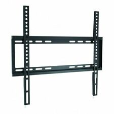 TV Wall Bracket Mount Slim For TV 26 30 32 37 40 42 47 50 55 inch LCD LED uk