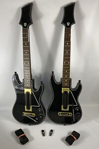 2 Guitar Hero Live Wireless Controller 0000654 WITH 2 DONGLES PS4 Xbox