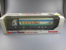 "Herpa:Iveco Creative Truck Edition 1994 ""Werth Holz""  (SSK25)"