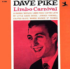 DAVE PIKE Limbo Carnival NEW JAZZ RECORDS Sealed Vinyl LP