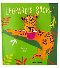 Leopard's Snore (Pardon Me!), , New Book