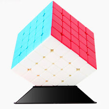 Speed Professional Rubik's Cube Magic Turns Quicker Twist Colorful 5X5X5 Puzzle