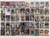 2010-2020 Arizona Diamondbacks 50-card Team Lot (assorted brands, no duplicates)