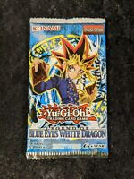 YuGiOh Legend of Blue Eyes White Dragon Booster Pack- Brand New Unlimited sealed