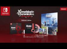 Xenoblade Chronicles : Definitive Edition - Switch Collector Edition - European