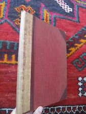 1925 George Bernard Shaw Bibliography 1856-1950 Bookmans Journal Reference Supp