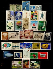 Peoples Republic China Stamps  #33 All  Different Lot 92020A