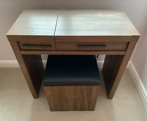 Walnut Dressing Table / Desk