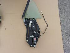 Jaguar XK XKR 2007 to 2014 Left  Rear Quarter Glass Window Regulator  C2P24321