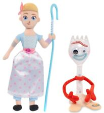 Toy Story 4 Bo Peep & Forky 9-Inch Plush