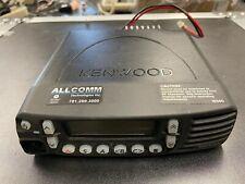 Kenwood TK-8180HK UHF Mobile Radio 450-512 MHz New Bracket And Speaker Mic