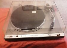 HITACHI HT-354 DIRECT DRIVE STEREO RECORD PAYER TURNTABLE