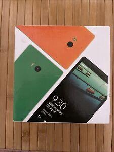 NOKIA LUMIA 930 32gb 2gb 20 MP Camera Unlocked Windows 10 LTE Smartphone
