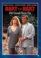 HART TO HART: OLD FRIENDS NEVER SAY DIE Region Free DVD - Sealed