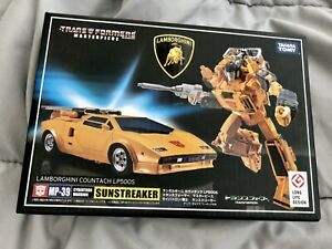 TRANSFORMERS MASTERPIECE MP-39 SUNSTREAKER SHIPPING NOW!