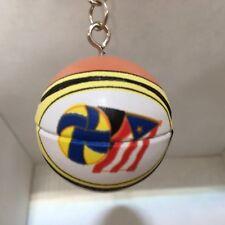 PUERTO RICO FLAG MINI VOLLEY BASKET BALL SPORTS KEY CHAIN TRUCKS GIFTS SOUVENIRS