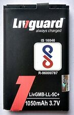 LivGuard  LIVGMB-LL-5C+ Replacement Battery for Nokia BL-5C.
