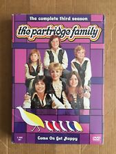 The Partridge Family - The Complete Third Season (DVD, 2008, 3-Disc Set)