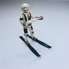Vintage GI JOE A Real American Hero Action Figure - Blizzard w/skis - 1988 (L)