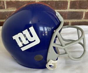 Vintage Franklin New York Giants Collectable Football Helmet