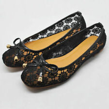 Ballet Flats Casual Floral Shoes for Women