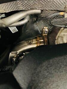 Audi S3 8V downpipe, Vw mk7/7.5 golf r downpipe, brand new 304SS catless,3 inch.