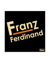 FRANZ FERDINAND - FRANZ FERDINAND (CD 2004) GREAT 1ST ALBUM