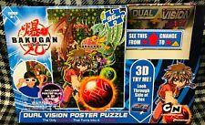 BAKUGAN - DUAL VISION POSTER PUZZLE - 96pcs