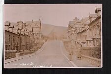 Keswick - Stanger Street - real photographic postcard