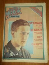RECORD MIRROR FEBRUARY 2 1980 SPECIALS BLONDIE DAVID BOWIE UFO STONES TWO TONE