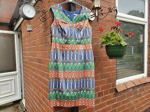 Boden Size 16L Newbury Dress WH664