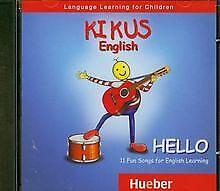 KIKUS-Materialien. Audio-CD Hello: Sprachen lernen im Vo... | Buch | Zustand gut