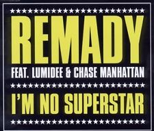 Remady I'm no superstar (2010; 2 versions, feat. Lumidee, Chase Manh.. [Maxi-CD]