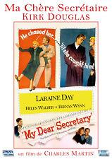 DVD Ma chère secrétaire (My Dear Secretary) - Kirk Douglas - Laraine Day