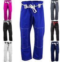 NWOT Venum Black Contender BJJ Jiu Jitsu Uniform Gi Pants A3 New Without Tags