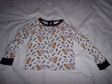 NFL Team Apparel Baby Toddler Cotton Long Sleeve 4T ~ Pittsburgh Steelers