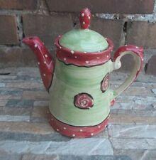 2-Tassen Teekannen aus Keramik für die Küche
