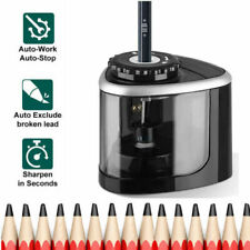 Automatic Battery Operated Electric Desk Pencil Sharpener For Kids School Office