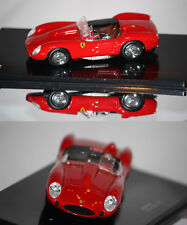 Ixo Ferrari 250 TestaRossa 1958 rouge 1/43 FER045