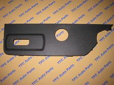 Ford Super Duty Power Seat Side Plastic Panel Cover Black LH Drivers 2008-2010