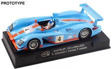 Slot It Audi R8 LMP - 2001 24h Le Mans 1/32 Scale Slot Car CA33B