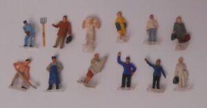 Preiser Germany HO 1:87 Scale Figure People Lot #4