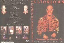 Elton John 1974 Live Hammersmith Odeon London DVD
