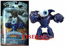 Skylanders Giants Purple Metallic Eye Brawl Large Figure Variant Rare 2013 NEW