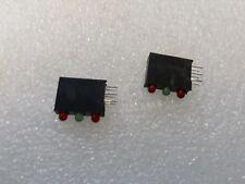 Lot x 57 L-7104SA/1I1G1ID : L-7104SA/1I1G1ID RED/GREEN/red