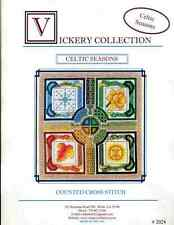 Vickery Collection Celtic Seasons - Cross Stitch Pattern