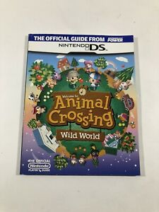 Animal Crossing: Wild World Official Nintendo Player's Guide (2005, Paperback)